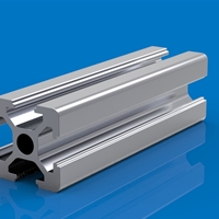 工业铝型材可定制种种规格铝型材百川铝业