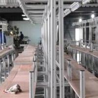 铝型材框架批量定制铝型材防护罩设计加工