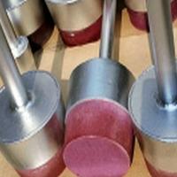 鋁精煉透氣磚壓鑄保溫爐專用