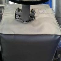 化工食品项目可拆卸阀门软保温套生产批发