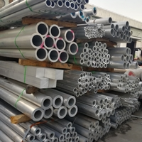 厂家直销 合金铝管 铝圆管