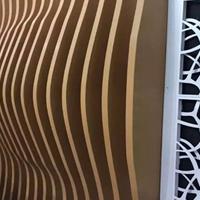 大厅幕墙铝方通 大厅广告装饰铝方通