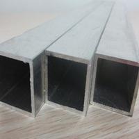 供应铝合金方管 铝管批发