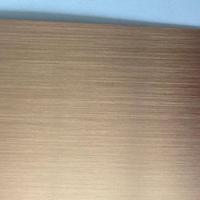 为什么要选择拉丝铝板