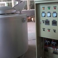 肇庆坩埚式铝合金熔化炉