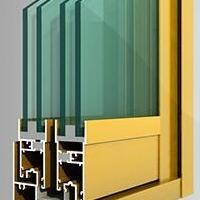 山东门窗型材