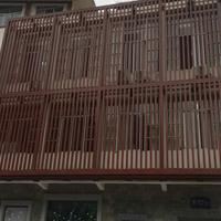 外墙防风沙防锈型材铝方通定制厂家