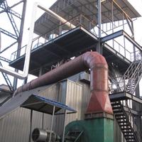 连续热轧炉生产线烟气余热回收