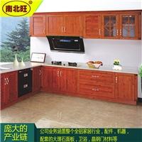 全铝合金橱柜门板 高档厨柜铝合金