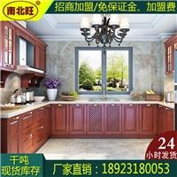 全铝橱柜定制价格 厨房铝合金厨柜