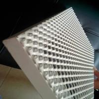 铝网板厂家 菱型铝网板 拉伸网板