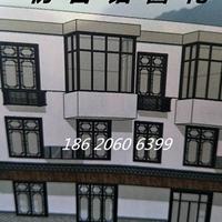 &#8203旧房门窗铝窗花-仿古铝花格-扶手栏杆窗花