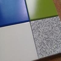干挂烤瓷烤漆铝单板板