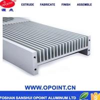鋁散熱器,鋁型材,鋁散熱器型材,鋁加工制品