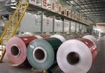 0.65mm厚彩涂铝板现货供应