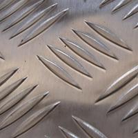 小五条筋花纹铝板 五条筋花纹铝板