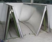 四平硬铝板 黑色铝板
