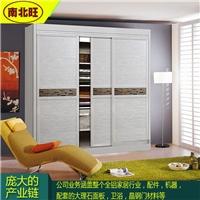 铝合金酒柜门板 铝合金衣柜型材价格