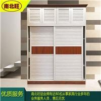 鋁合金衣柜門板材料 鋁制酒柜定制