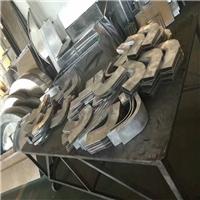 木纹波浪形铝方通吊顶 造型铝方通厂家直销