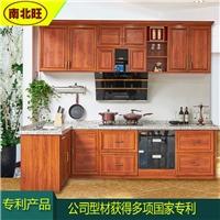 铝合金家具加盟 铝合金衣柜门材料