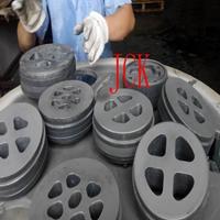 铝型材模具喷砂机
