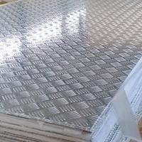 中福鋁材五筋花紋鋁板多少錢