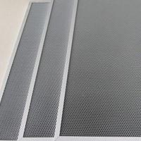 厂家直销 高效复合光触媒网  铝合金包边