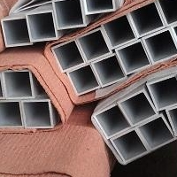 库存大量Al99.7【22550】氧化铝方管厂家