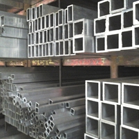 库存大量LD2【44030】氧化铝方管批发