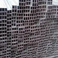 库存大量AlMnCu【55050】氧化铝方管成批出售