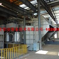 生物质熔铝炉组3台25吨