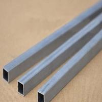 供应6063铝方通 工作台用铝方管
