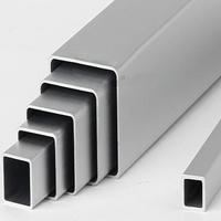 厚壁铝方通 6063铝方管价格