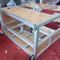 6060铝型材框架,铝合金架子工作台