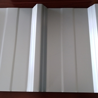 彩涂铝板,铝镁锰屋面板