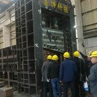镇平重废800吨大型废钢龙门式剪切机圣博牌