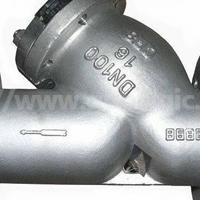 SY14S-H40不锈钢Y型过滤器