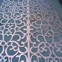 厂家定制加工-铝雕花板-外墙雕花板