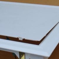 厂家大量生产供应石膏双铝边检修口