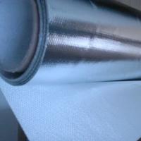 单双面复合铝箔布  铝箔玻纤布价格
