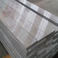 西南6063氧化无沙眼铝排 国标6061槽铝
