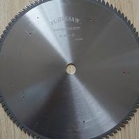 供太阳能边框支架锯片350mm铝型材锯片 耐用