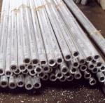 国标拉花铝管 6061环保直纹拉花铝管