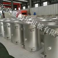 生产高温灭菌器铝合金腔体