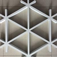 菱形铝格栅 菱形铝格栅多少钱一平方?