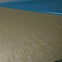 进口5052-H32拉丝铝板氧极氧化