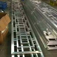 廠家供應雕刻外墻鋁窗花_氟碳漆鋁窗花加工