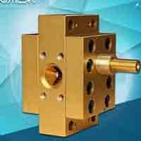batte熔体泵厂家供应高温高压熔体泵
