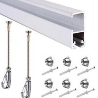 挂画器 绳 线钩子 装饰装潢悬挂系统轨道